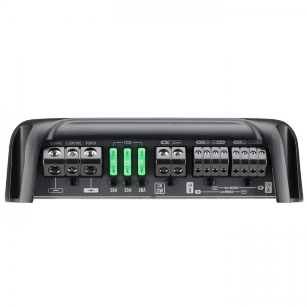 PIoneer GM-D9705 Class D 5 Channel Amplifier 75 watts x 4 (RMS), 600 watts at 2 (RMS)
