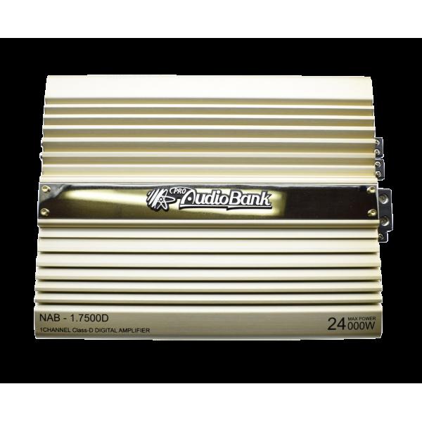 Audiobank NAB1.7500D 24000W Monoblock Amplifier