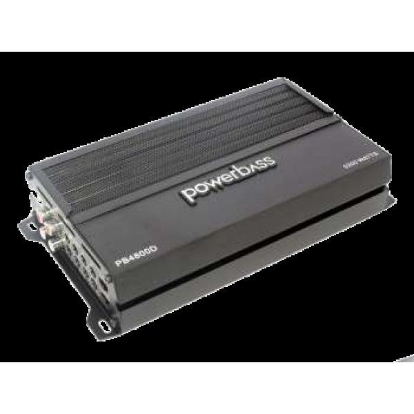 Powerbass 6000w Mini Mono Block Amplifier
