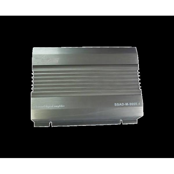 Starsound SSAD-M-9000.4 400W RMS 4-Channel Amplifier