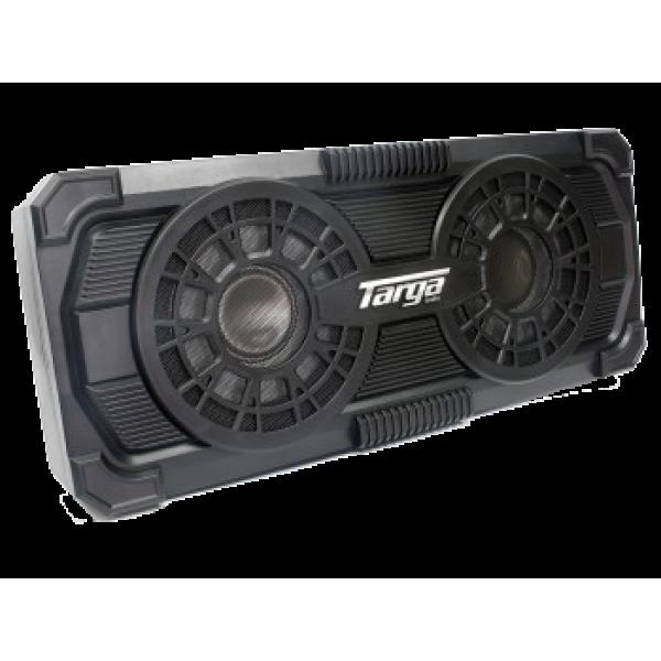 """Targa TG-SKA2000 10"""" Twin Subwoofer & Amplifier Kit"""