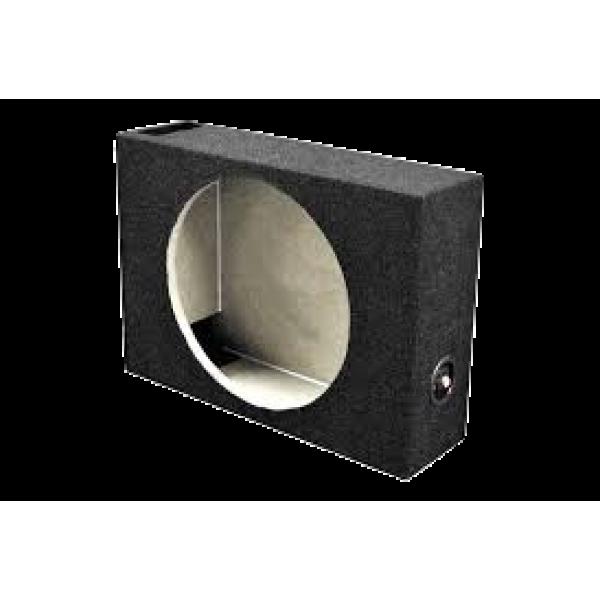 Single Subwoofer Flat 12 inch box