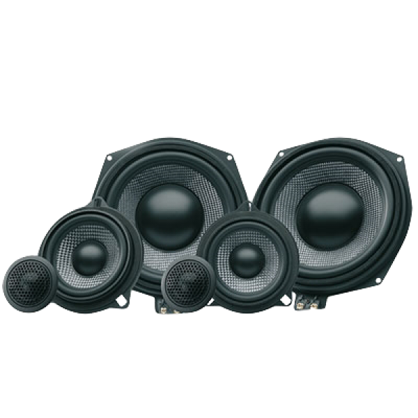 OEM-Fit Speakers for BMW & Mini