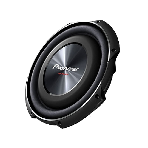 Pioneer TS-SW3002S4 12″ Shallow Mount Subwoofer