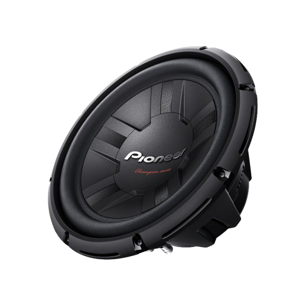Pioneer TS-W311D4 12 Inch (400W) RMS Dual Voice Coil Subwoofer 1400 watts