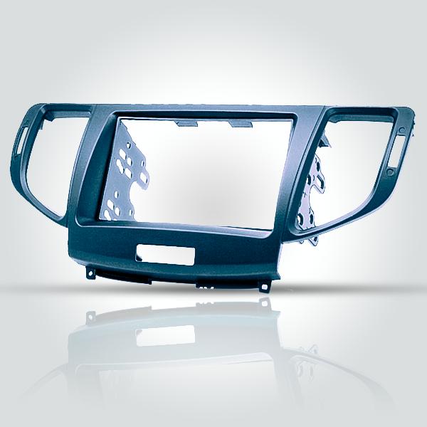 Honda Accord 2007 - 2012 2 Din Fascia trim plate - 178 x 102