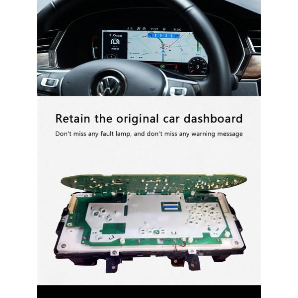 Volkswagen Golf 2014-2020 12.3 Inch Virtual Cockpit Instrumental Cluster
