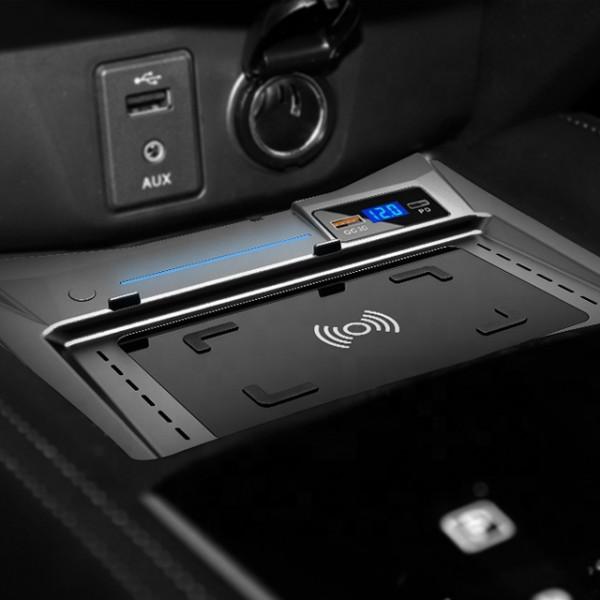 Nissan Xtrail/Qashqai 2014 - 2019 Wireless Car Charger