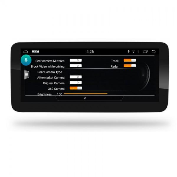 Audi A5 2010 - 2017 10.25 Inch Android Satnav Radio Car Audio Sound System