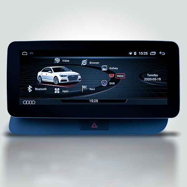 Audi Q5 2009 - 2016 10.25 Inch Android Navigation ...