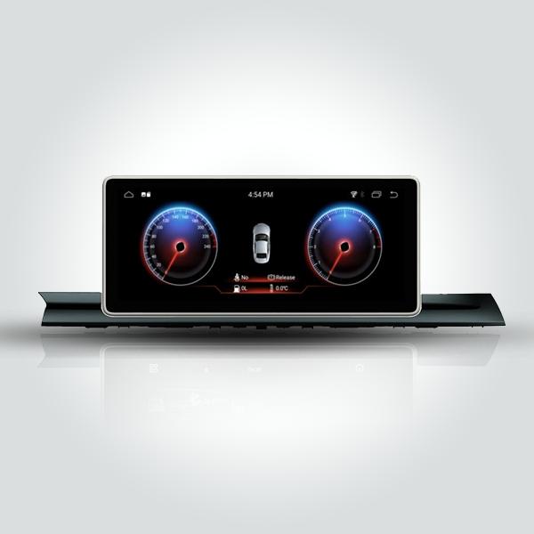 Audi A4L 2017 - 2019 MMI 10.25 Inch Android Satnav Radio Car Audio Sound System