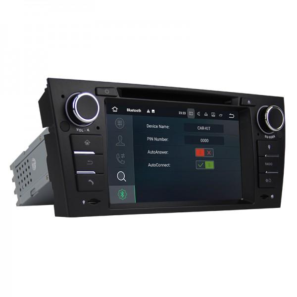 BMW 3 SERIES E90/E91 2005 - 2012 ANDROID SATNAV RADIO CAR AUDIO SOUND SYSTEM