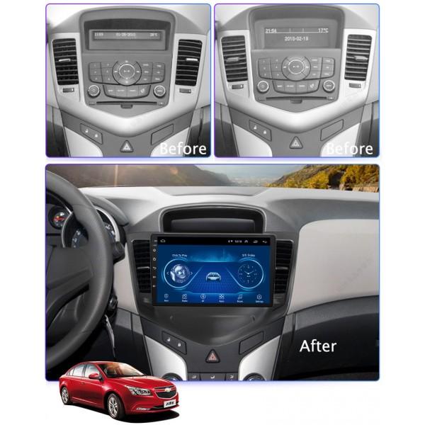 Chevrolet Cruze 2008 - 2015 Android Satnav Radio Car Audio Sound System