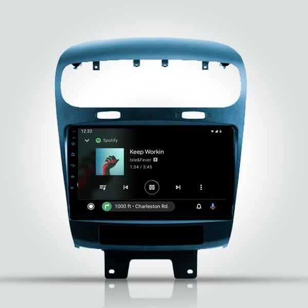 Dodge Journey 2011 - 2020 9 Inch Android Bluetooth Navigation Radio