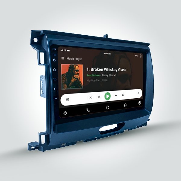 Ford Ranger 2015 - 2019 9 Inch Android Satnav Radio Car Audio Sound System
