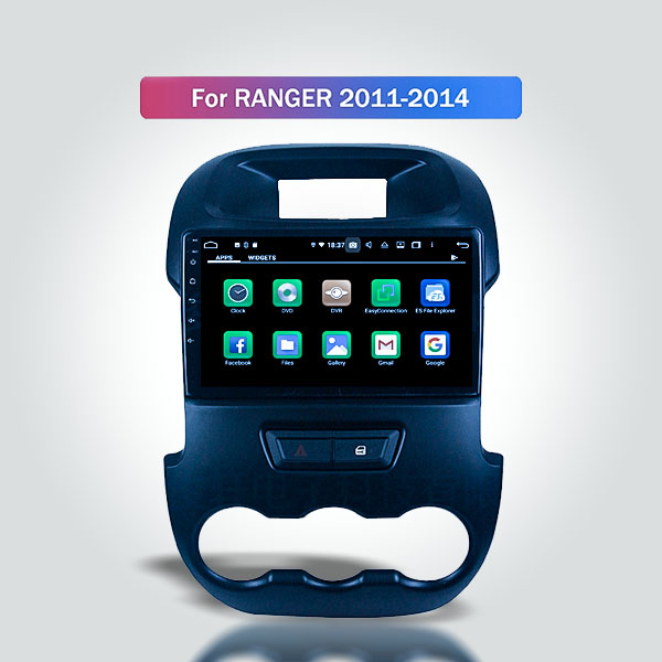 Ford Ranger T6 2011 - 2015 10 Inch Android Satnav Radio Car Audio Sound System