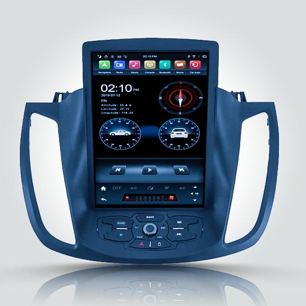 Ford Kuga Tesla 2013 - 2017 9.7 Inch Android Satnav Radio Car Audio Sound System