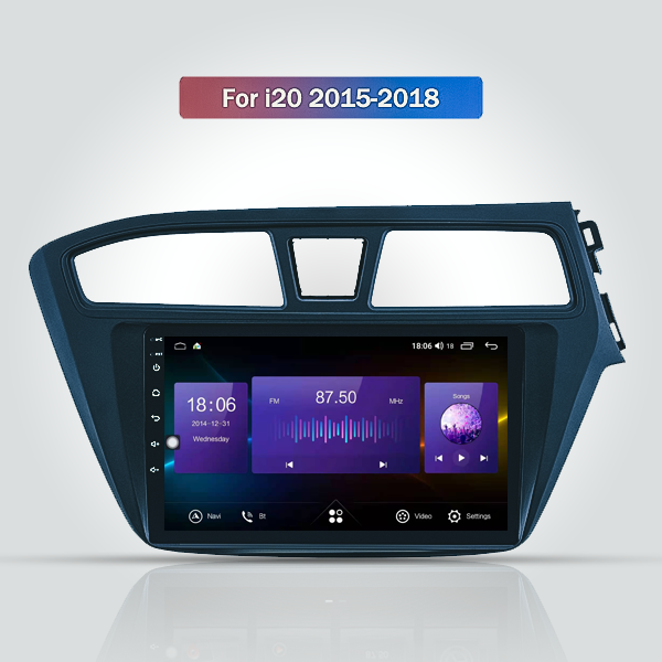 Hyundai I20 2015 - 2018 Android Touch Screen Radio Car Audio Sound System