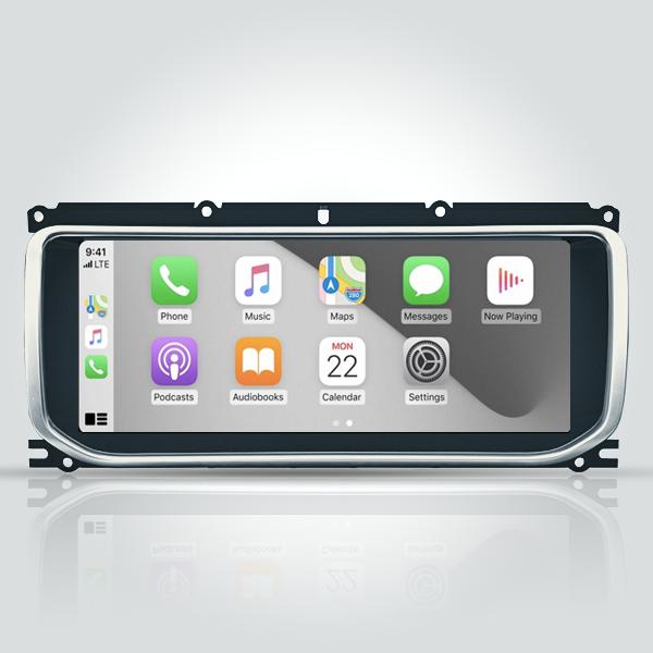 Range Rover Evoque 2014 - 2018 10.25 Inch Android Satnav Radio Car Audio Sound System