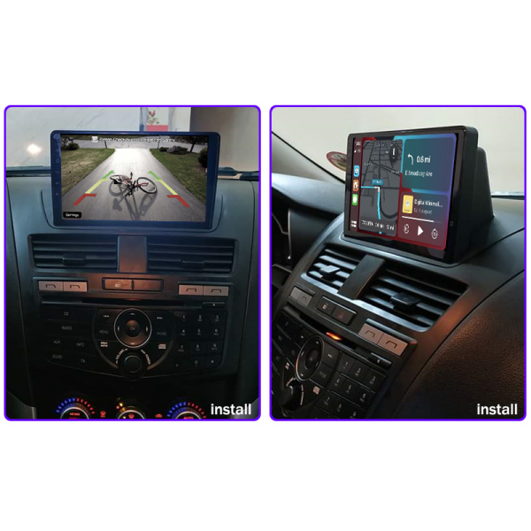 Mazda BT-50 2012 - 2018 9 Inch Android Touch Screen Navigation Radio