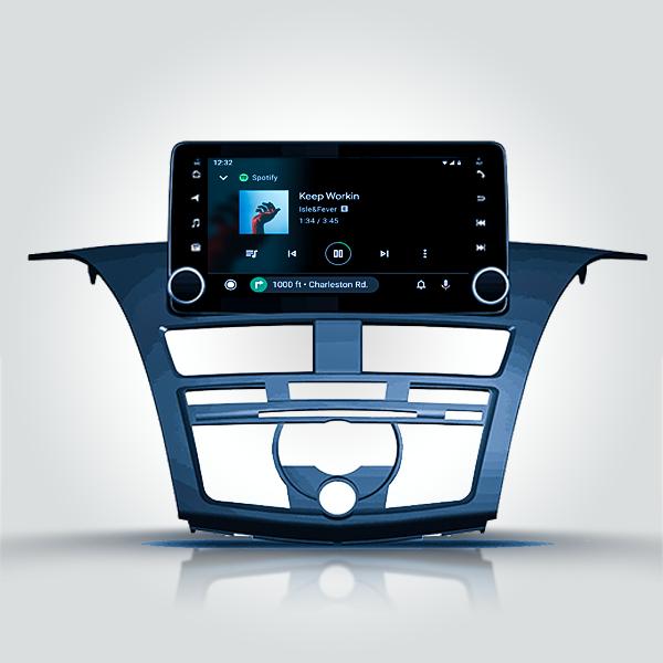Mazda BT50 2012 - 2018 9 Inch Android Navigation Radio Car Audio Sound System