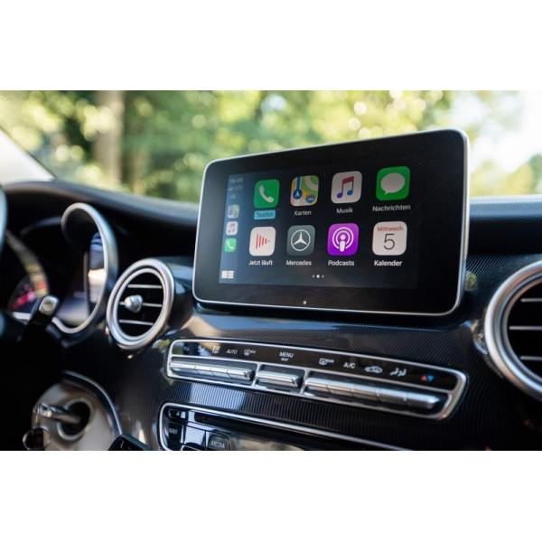 Mercedes Benz C-Class/ V-Class/ G-Class  2014 - 2018 NTG 5.0 10.25 Inch Android Radio - Carplay & Android Auto Optional