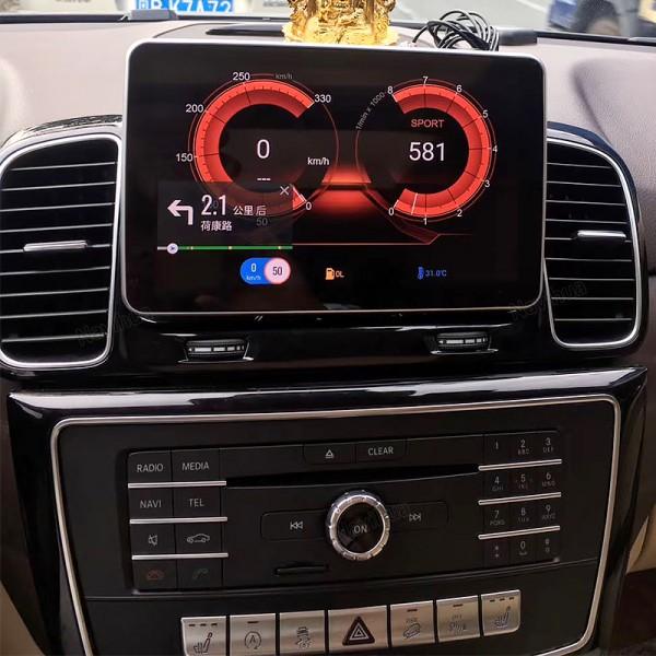 Mercedes Benz ML W166 GL X166 2012 - 2015 Android Satnav Radio Car Audio Sound System
