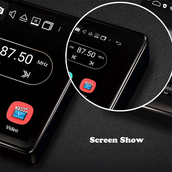 Mercedes Benz ML350/ML55 W164 2005 - 2012 9 Inch Android Satnav Radio Car Audio Sound System