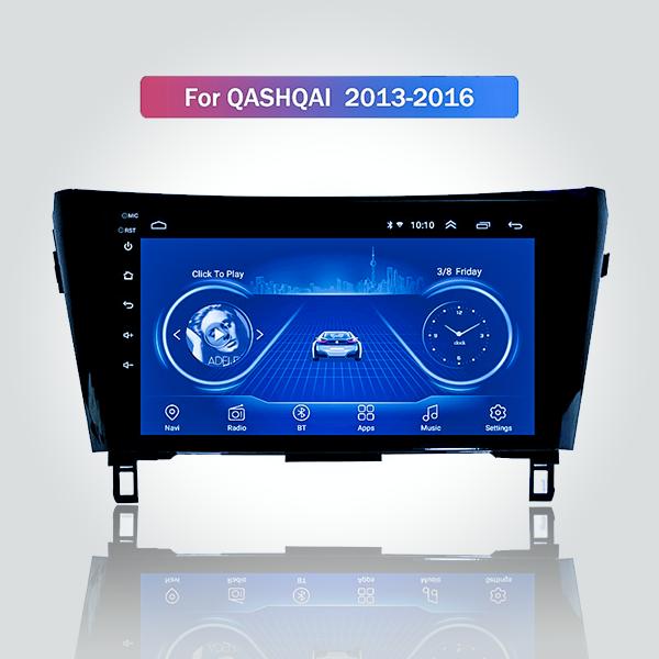 Nissan Xtrail Qashqai 2013 - 2016 10 Inch Android ...
