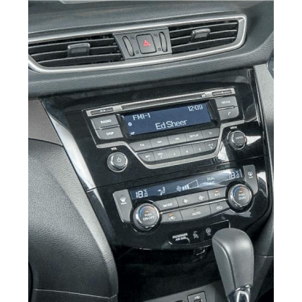 Nissan Xtrail Qashqai 10.1 Inch Auto A/C 2014 - 2017 Android Satnav Radio Car Audio Sound System