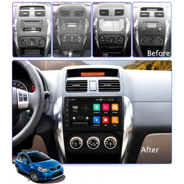 Suzuki SX4 2005 - 2014 7 Inch Android Satnav Radio Car Audio Sound System
