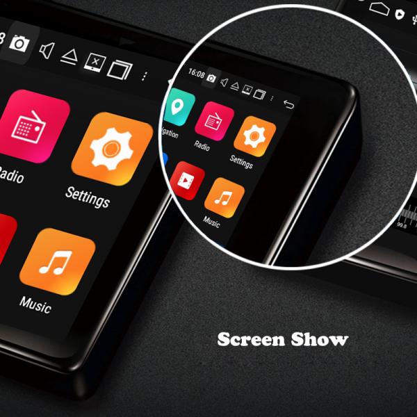 Suzuki Swift 2010 - 2015 9 Inch Android Touch Screen Navigation Radio