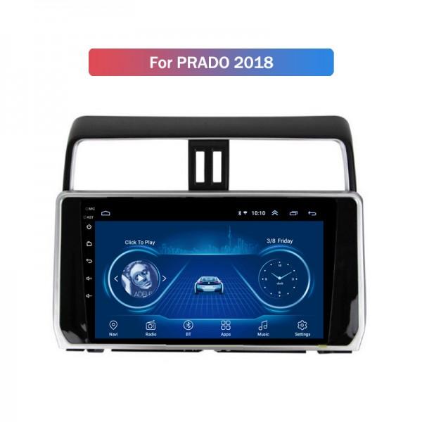 Toyota Prado 2018 - 2020 101.1 Inch Android Satnav Radio Car Audio Sound System