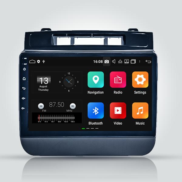 Volkswagen Touareg 2011 - 2018 9 Inch Android Satnav Radio Car Audio Sound System